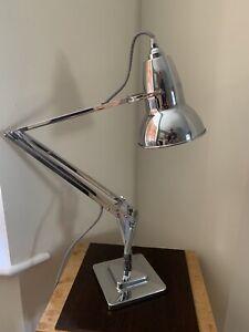 Chrome Anglepoise 1227 lamp