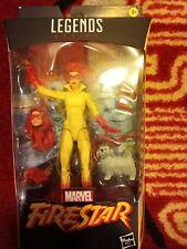 Marvel Legends Firestar Legends Series Exclusive 6 Inch Action Figure *IN STOCK