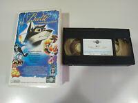 Balto la Leyenda del Perro Esquimal - VHS Cinta Tape Español