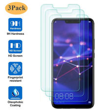 For Huawei Mate 20 Pro/Mate 10 Screen Protector 3Pack Tempered Glass Film Guard