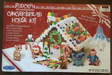 Silver Lakes Build it Yourself Gingerbread House Decorating Kit - Non-edible