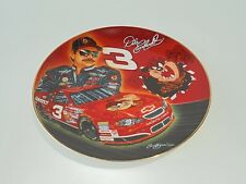 Dale Earnhardt #3 TAZ HOT PROPERTY 2000 Motorsport Sam Bass Collectible Plate MT