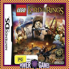Lego The Lord of the Rings (Nintendo NDS DS lite Dsi XL) Brand New