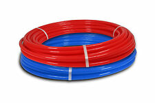 "2 rolls 1/2"" x 50ft PEX Tubing for Potable Water Combo"