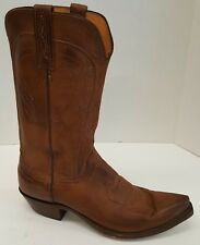 1 Right Foot Only Lucchese 1883 Bart Sz 9 D Ranch Boots Amputee