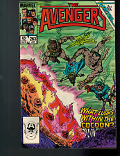 Avengers #263 (Marvel) X-Factor Begins & Jean Gray Returns - High Grade