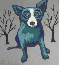 "Blue Dog George Rodrigue    ""Silverado""      MAKE  OFFER    DSS"