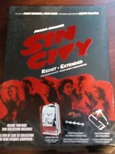 Sin City (DVD, 2005, Special Edition - Recut And Extended)