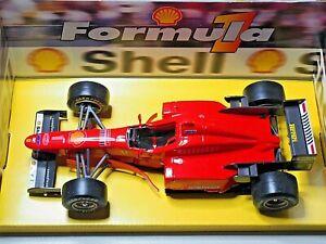 MAISTO SHELL FERRARI F310 FORMULA 1  RACING CAR SCHUMACHER