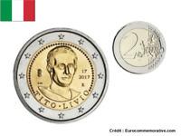 2 Euros Commémorative Italie 2017 Tito Livio UNC
