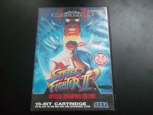 STREET FIGHTER 2 II - SEGA MEGA DRIVE