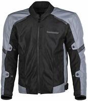 Tourmaster Draft Air V4 Jacket Grey/Black MED