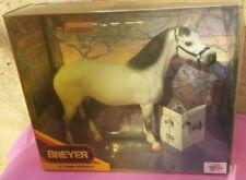 """Breyer#718 - General Lee's """"Traveller""""  Horses in American History series."""