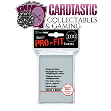Ultra Pro Pro-Fit Sleeves Small 100ct