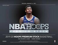 LIVE BREAK - (4)2019-20 PANINI NBA HOOPS BLASTER BOX + AUTO JERSEY RANDOM BREAK!