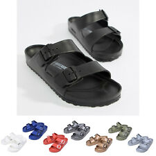 Women Birkenstock Arizona EVA Adjustable Slides Pool Water Sandals NEW