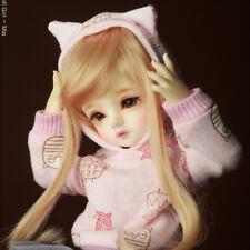 [Dollmore] 1/6 BJD USD clothes  Dear Doll Size - Minino Hood T Shirts (Pink)