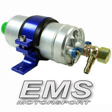 EMS Motorsport Kraftstoffpumpe Benzinpumpe 8 bar 225/l inkl. Halterung K21