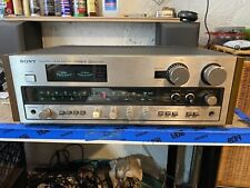 Sony STR-6800SD FM Stereo FM-AM Receiver 80Wx2 Tested Cleaned