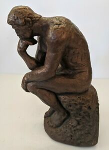 Vintage Austin Productions The Thinker Rodin First Edition 1961