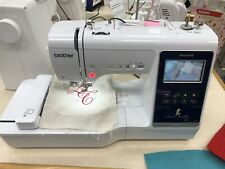 Brother M280D Innov-is Sewing and Embroidery Machine - White