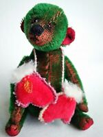 Teddy Big Bear Cherry OOAK Artist Teddy by Voitenko Svitlana.