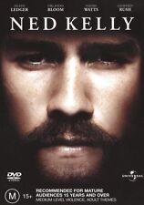 Ned Kelly DVD Movie BRAND NEW R4