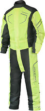 DRIRIDER Hurricane 2 Waterproof Suit Fluro Yellow Size Medium