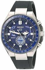Seiko Astron SBXB167 Titanium Executive Sports Line GPS Solar Radio Watch Men's
