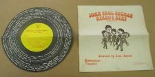 Beatles Memorabilia Programmes