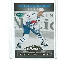 1995-1996 PARKHURST HOCKEY YOU CRASH THE GAME JOE SAKIC #G19