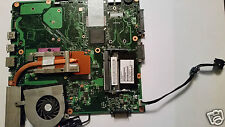 6050A2109401-MB-A02 MOTHERBOARD FAULTY FOR TOSHIBA A200-1V0  NO DISPLAY