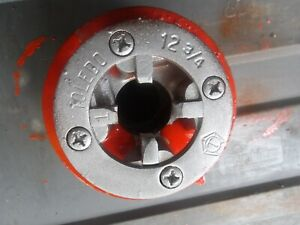 TOLEDO NO 12 PIPE THREADER DIE 3/4""