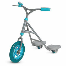 """American Girl MY AG SPORTY SCOOTER for 18"""" Dolls Retired Bike Cart Furniture NEW"""