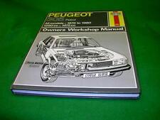 PEUGEOT 305 PETROL 1978 - 1980 USED HAYNES WORKSHOP MANUAL