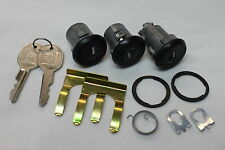 82-92 Camaro/Firebird Door & Hatch Lock Cylinder Set New *700795