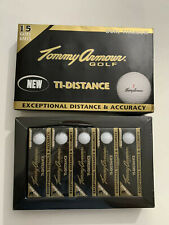 Tommy Armour 15 Golf Balls TO-DISTANCE / Dual Titanium