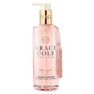 Grace Cole : Vanilla Blush & Peony Cleansing Hand Wash 300ml
