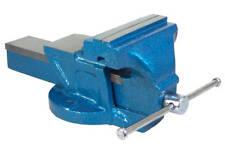 Parallel Schraubstock für Werkbank 125 mm Spannbacken Amboss 7.5 kg BGS Werkzeug