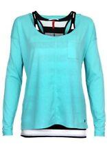 Maglie e camicie da donna in seta con girocollo taglia XS