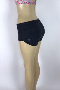Lululemon Women's Speed Up Shorts Size 2