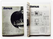 Domus n.405 1963 dir. Gio Ponti Architettura Jorn Utzon Pierre Restany Enzo Mari