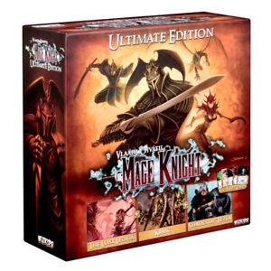 Mage Knight Ultimate Edition Board Game NEW