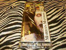 Marilyn Manson Vintage Wall Banner - NEW!!!
