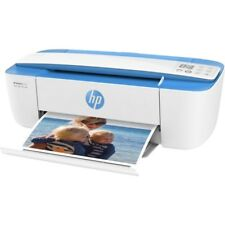 HP DeskJet 3720 All-in-One Inkjet Printer Scan Copy MFU Wireless Blue J9V86A