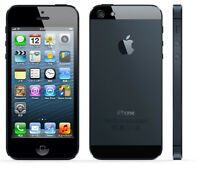 Apple iPhone 5 16GB Negro (Unlocked) TéléPhone Smartphone A1429 EU Version