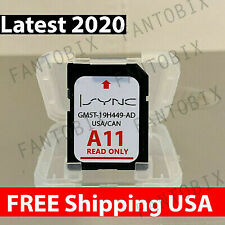 A11 2020 Map Sync Update Navigation Sd Card Updates Fits All Ford Lincoln A10
