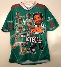 Mexico Soccer Somos Guerreros Shirt Large Adult Very Unique