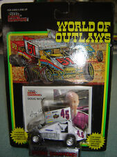 WORLD OF OUTLAWS 1993 Sprint Car Racing Champ 1:64 Diecast #45 Doug Wolfgang