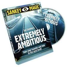 Extremely Ambitious by Jay Sankey - Magic Tricks